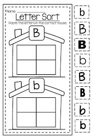 huge alphabet letters printable letter b capital and lower case differentiation huge alphabet