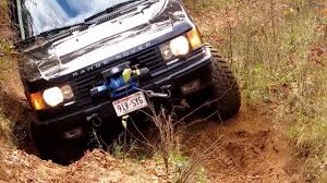 land rover range rover off road range rover p38 offroad youtube