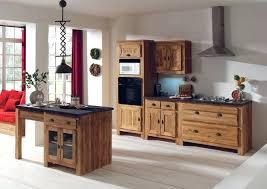 cuisine bois massif prix cuisine bois massif faaades et arlot central en pin massif cirac et