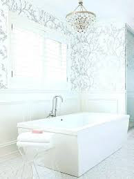 bathroom with wallpaper ideas wallpaper bathroom ideas bathroom before after bathroom wallpaper