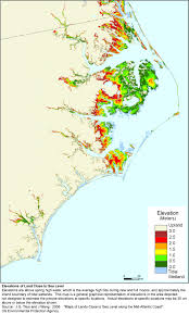 Jersey Shore Map Sea Level Rise Planning Maps Likelihood Of Shore Protection