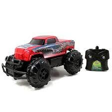 Jada Toys Hyperchargers 1 16 Water Land Vehicle Red