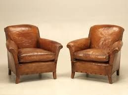 Vintage Leather Chairs For Sale Chair Furniture Brown Leather Club Chairs On Saleleather Ebay Used