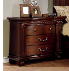 Cherry Wood Nightstands Contemporary Solid Wood Nightstand Bedroom Solid Wood Nightstand