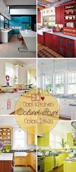 kitchen cabinet paint ideas colors 80 cool kitchen cabinet paint color ideas
