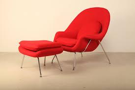 womb chair u0026 ottoman homage
