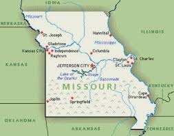 missouri map cities what are the major cities of missouri known for quora