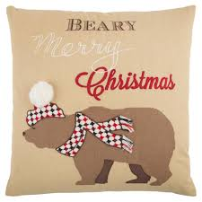Domain Decorative Christmas Pillows by Rizzy Home Harvest Pumpkins 20 In X 20 In Decorative Filled