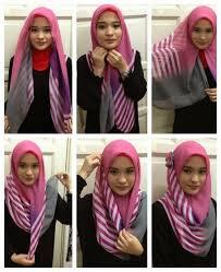 tutorial turban sederhana tutorial hijab segi empat sederhana hijab tutorial pinterest
