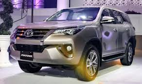 all toyota toyota ph launches all new fortuner suv motioncars motioncars