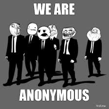 Anonymous Meme - we are emojion anonymous know your meme