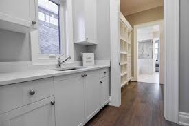 White Laundry Room Cabinets Laundry Room Gallery Arthur Millwork Cabinetry Custom