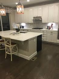timberlake rushmore linen cabinets white quartz ctop u0026 marble