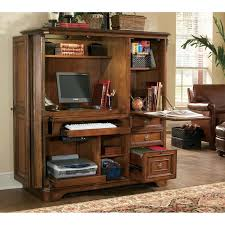 furniture cozy kahrs flooring with oak wood computer armoire and