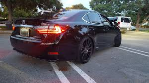 lexus is250 niche wheels my 2016 lexus es300h with new wheels and drop clublexus lexus