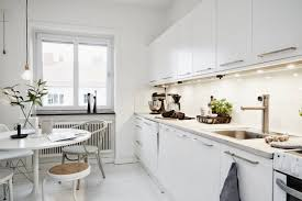 kitchen kitchen design ideas in scandinavian style in