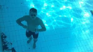 equalizing test in 7 meters deep pool youtube