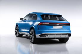 Audi Q8 The Tech Secrets Of Audi U0027s New Suv By Car Magazine