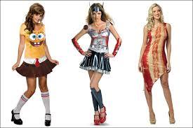 Bacon Egg Halloween Costume Unnecessarily Halloween Costumes U2014 Spongebob Naughty