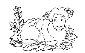 easter coloring book 224 coloring page