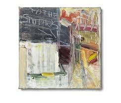 sketch for to the studios by frank auerbach on artnet