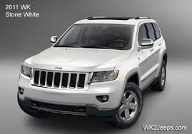 2011 jeep grand white jeep grand wk2 2011 2016 grand exterior design