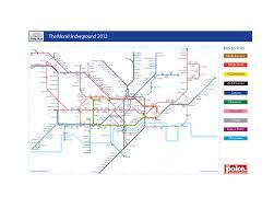 Mail Map The Daily Mail Tube Map The Poke