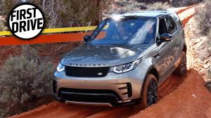 lr4 land rover off road the 2017 land rover discovery is a slick family hauler that kicks