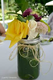 jar floral centerpieces easy and inexpensive summer floral arrangements exquisitely