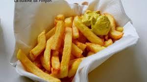 jeux de cuisine frite des frites maison croustillantes et légères la cuisine de