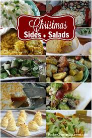 christmas sides recipes christmas side dishes and salads recipe pocket change gourmet