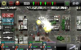 Andriod Games Room - war of the zombie free download for android android games room