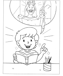 christian coloring pages for preschoolers coloring page