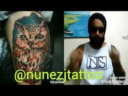 nuñez tattoo studio youtube
