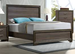 Platform Canopy Bed Fabric Platform Bed Frame Michael Amini 5 Villa Valeia California