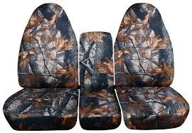 Dodge Dakota Truck Seat Covers - amazon com 1994 2002 2nd gen dodge ram camo truck seat covers