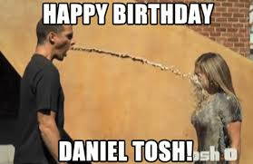 Tosh 0 Meme - comedy central a big happy birthday goes out to the one and only