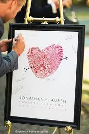 wedding guest sign in wedding guest book alternative fingerprint guestbook poster