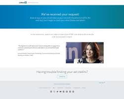 Business Email Free Trial by Linkedin Free Advertising Credit Free Trial Email Sequence