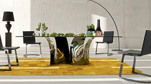 Rectangular Glass Top Dining Tables Rectangle Dining Table Cafe And House Home Furniture And Decor