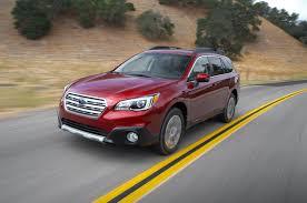 2015 Subaru Outback 3 6r First Test