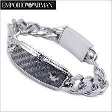armani stainless steel bracelet images Bell field rakuten global market emporio armani emporio armani jpg