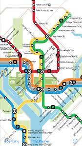 dc metro rail map dc metro map on the app store