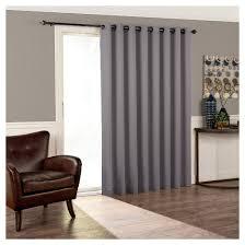 Patio Door Panel Curtains by Tricia Room Darkening Patio Door Panel 84