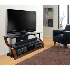 Tv Tables For Flat Screens Tv Stands Av Accessories The Home Depot