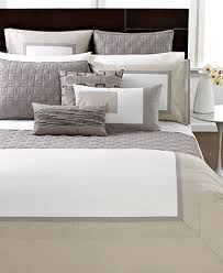 Macys Bedding Hotel Collection Bedding Calligraphy Collection Bedding