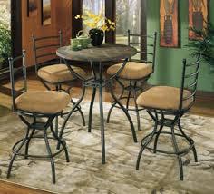 ashley antigo slate dining table pub table w fixed slate top betterimprovement com