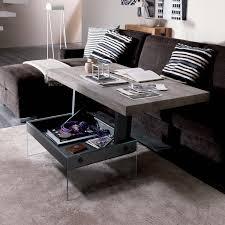 Tavolino Salotto Ikea by Tavolino Multifunzione In Legno Bellagio Arredaclick