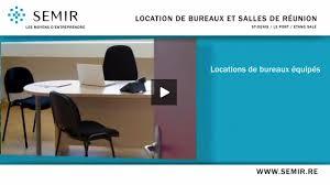 les de bureaux vidéo bureaux et ateliers semir location de bureaux et d