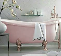 Bathroom Moroccan Porcelain Cast Iron Bathtub Sinks Shower Bench Best 25 Pink Bathtub Ideas On Pinterest Pink Tub Pink Bath